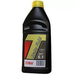 Тормозная жидкость TRW DOT 5.1 1л TW PFB701