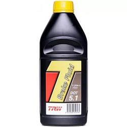 Тормозная жидкость TRW DOT 5.1 1л TW PFB501