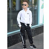 Стильные универсальные брюки на мальчика 122-146 в цветах