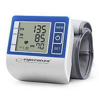 Танометр автоматический Монитор артериального давления на запястье ESPERANZA