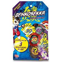 Игровой набор Denko Sekka Denko Disk Pack 87001-DS