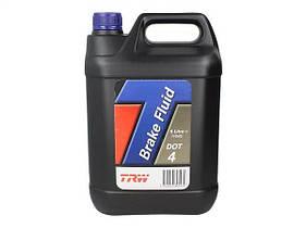 Тормозная жидкость TRW DOT 4 5л TW PFB405
