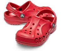 Crocs Kids Baya Clog оригинал США C10 наш 27-28 р. (16.6 см) детские клоги сабо тапки крокс original