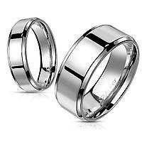 Парные кольца для влюбленных от Spikes, жен. 15.5, 16.5, 17.5, 18, 19, муж. 18, 19, 20, 20.5, 21.5, фото 1