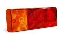 Стекло фонаря заднего Ф-401, МТЗ (Руслан-Комплект)