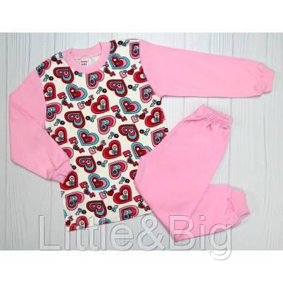 Пижама для девочки  ( 003299)
