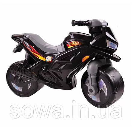 Детский Беговел - Мотоцикл  501-1Black, фото 2