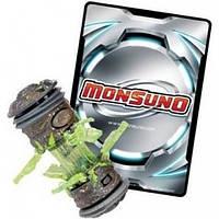 Игровой набор Monsuno WILD STONE SURGE (Wild Core) W2 Дикая капсула 24990-34445-MO