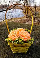 Весняний квіти із мильних троянд KupuiDarui 310г. (191999)