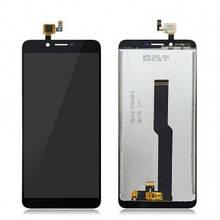 Дисплей Doogee X60L с сенсором (тачскрином) черный, pn: FPC-Y87512, pn: F552489VB