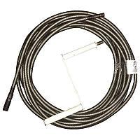 Многослойный сантехнический (канализационный) трос, диаметр - 12 мм. Любая длина, фото 1