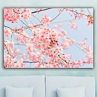 Современная картина для интерьера - прилив весны