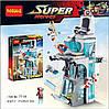 """Конструктор Decool """"Нападение на башню Мстителей"""" (Lego Super Heroes 76038), 511 дет"""