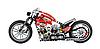 Детский конструктор Гоночный мотоцикл, 374 дет