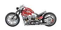 Детский конструктор Гоночный мотоцикл, 374 дет, фото 1