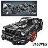 """Конструктор для малышей Lepin Technic """"Ford Mustang Hoonicorn V2"""" с мотором"""