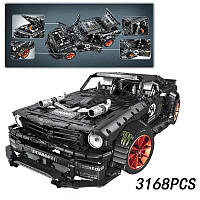 "Конструктор для малышей Lepin Technic ""Ford Mustang Hoonicorn V2"" с мотором, фото 1"