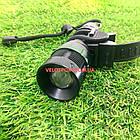 Велосипедний ліхтар передній з фокусуванням і зарядкою, фото 2