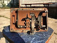 Крышку КПП коробки переключения передач ЯМЗ 236 Маз идеал СССР БУ