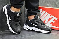 Мужские кроссовки Nike M2K Tekno,черно-белые