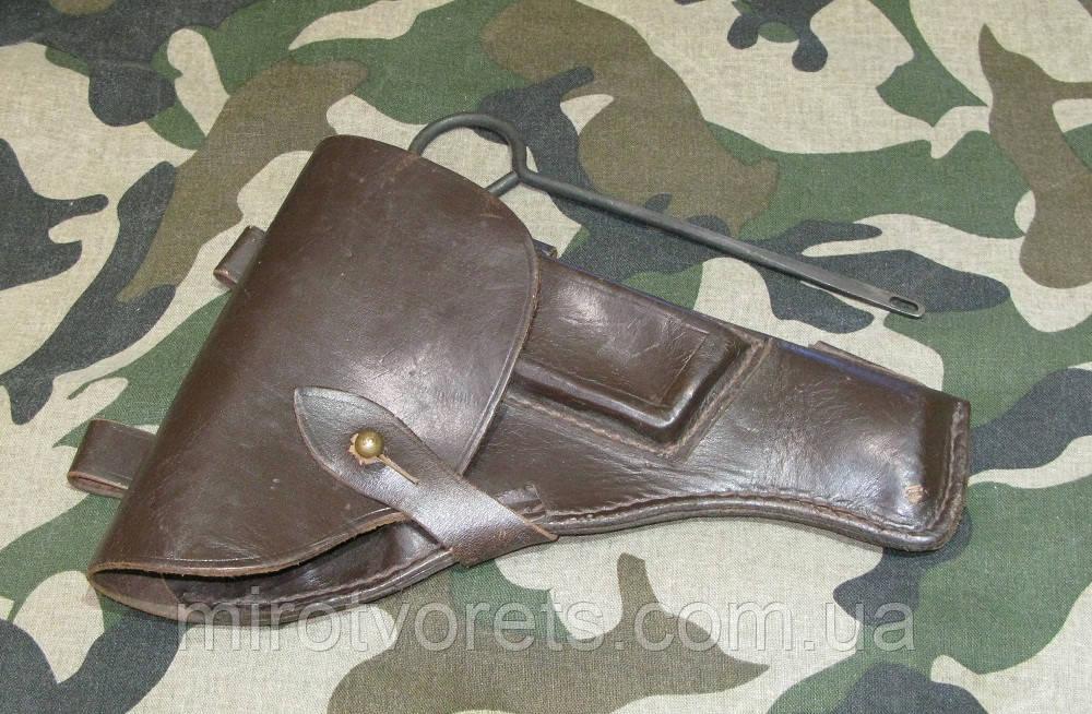 Кобура пистолета ТТ. СССР
