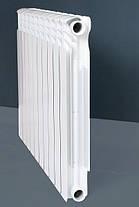 Радиатор биметалл DIVA Ekvator 1 секция 500/76, фото 3