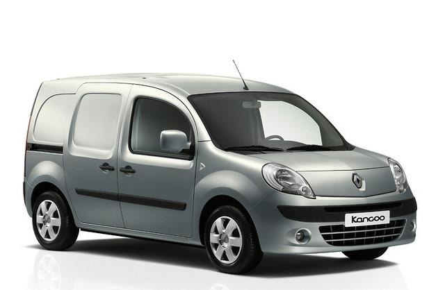 Renault Kangoo II 2008 - 2015