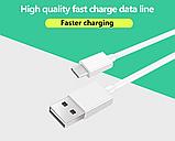 Зарядное устройство быстрая зарядка QC 3.0 Блок питания / Есть кабель Type C /, фото 2