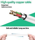 Зарядное устройство быстрая зарядка QC 3.0 Блок питания / Есть кабель Type C /, фото 4