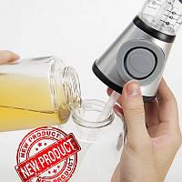 Бутылка для олии 500мл с мерной чашечкой, бутылка под оливковое масло