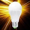 Светодиодная лампа EUROLAMP ECO A65 15W E27