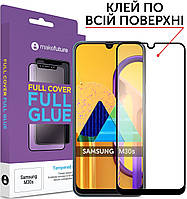 Защитное стекло 3D Samsung Galaxy M30S (Самсунг Галакси М30с)