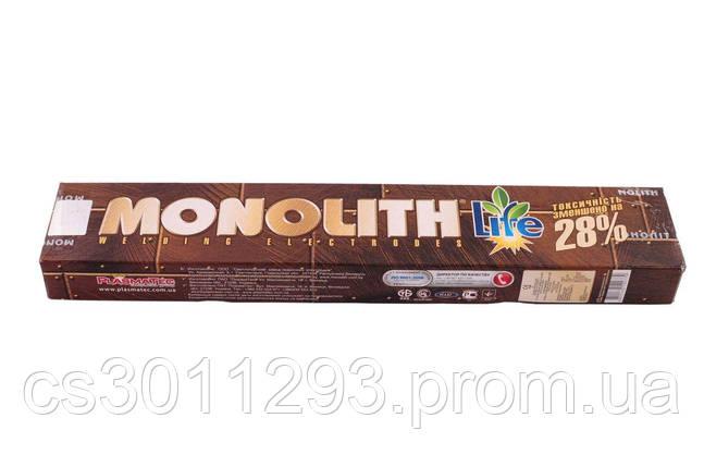 Электроды PlasmaTec - Monolith 5 мм х 5 кг, (РЦ) 1 шт., фото 2