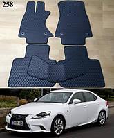 Килимки ЄВА в салон Lexus IS '13-