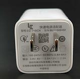 Зарядное устройство Letv LeEco быстрая зарядка QC 3.0 / White, фото 2