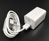 Зарядное устройство Letv LeEco быстрая зарядка QC 3.0 / White, фото 3