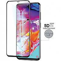 Защитное стекло 5D Premium Tempered Glass для Samsung Galaxy M30S (Самсунг Галакси М30с)