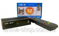 Тюнер Т2 Megogo DVB-T2 + HD плеер, цифровой ресивер DVB-T2 Мегого
