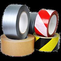 Алюминиевая клейкая лента или Металлизированная лента 48мм 20м.