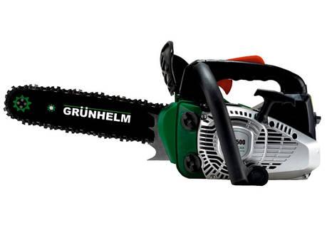 Бензопила цепная Grunhelm GS-2500, фото 2