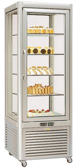 Кондитерский шкаф FrostEmily 400 TNV-PQ