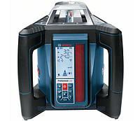 Ротационный лазерный нивелир Bosch GRL 500 HV + LR 50, фото 1