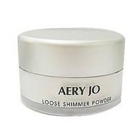 Пудра шиммер (бесцветная мерцающая) Aery Jo Loose Shimmer Powder