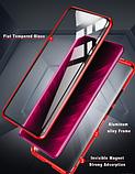 Магнітний метал чохол FULL GLASS 360° для Xiaomi Redmi K20 /, фото 5