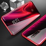 Магнітний метал чохол FULL GLASS 360° для Xiaomi Redmi K20 /, фото 8