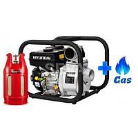 Газовая мотопомпа Hyundai HY 81 LPG