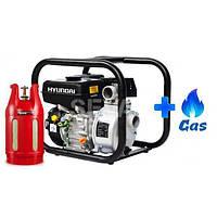 Газовая мотопомпа Hyundai HY 51 LPG