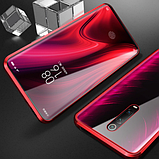 Магнитный металл чехол FULL GLASS 360° для Xiaomi Redmi K20 Pro /, фото 8