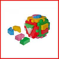 Игрушка-куб ТехноК логика 1 2452 (222641)