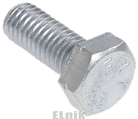 Болт шестигранный М12х40, ИЕК [CLP1M-B-12-40]